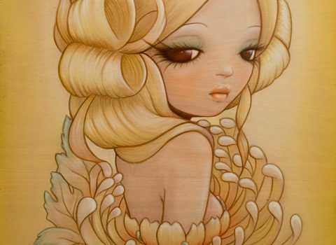 Golden Flower