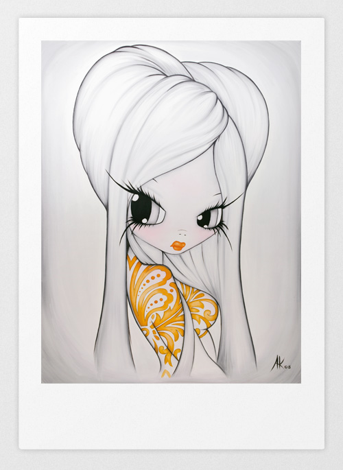 Limited Edition Prints 'Lilium'