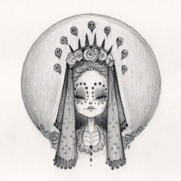 Little Bride Of Muerte