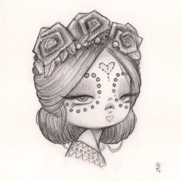 Little Bride Of Woe